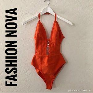 dba9032817f Women Bandage Swimsuit One Piece on Poshmark
